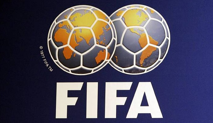 Украина улучшила позиции в рейтинге ФИФА
