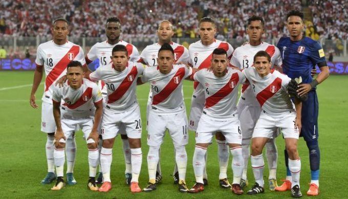 Форвард сборной Колумбии Фалькао убеждал перуанцев сыграть вничью вматче отбораЧМ