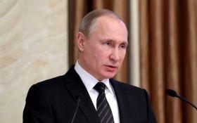 Путин выдал новые обвинения в адрес Украины: соцсети в гневе