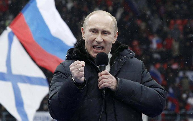 Европейский журнал выдал очень жесткую карикатуру на Путина: опубликовано фото