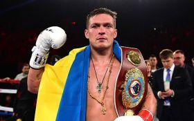 Усик готовий побити російського чемпіона-сенсацію