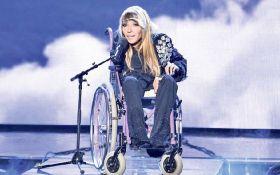 Самойлова спела в оккупированном Крыму песню для Евровидение-2017: появилось видео