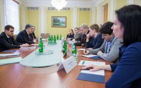 Стало известно мнение Порошенко насчет скандального закона