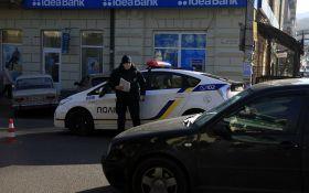 В Днепре патрульное авто сбило пожилого мужчину: опубликованы фото и видео