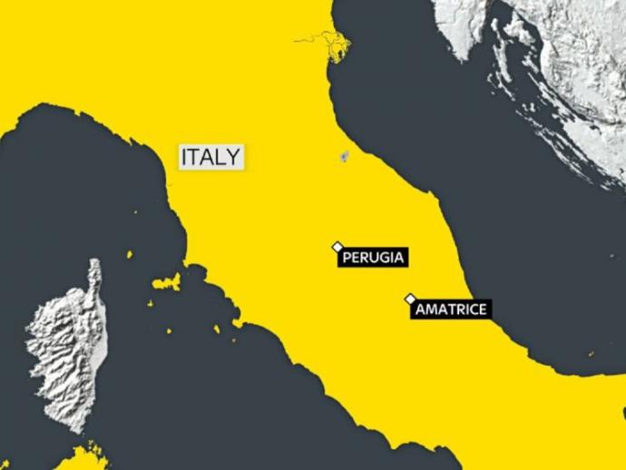 В Італії стався потужний землетрус, є загиблі: опубліковані фото та відео (1)