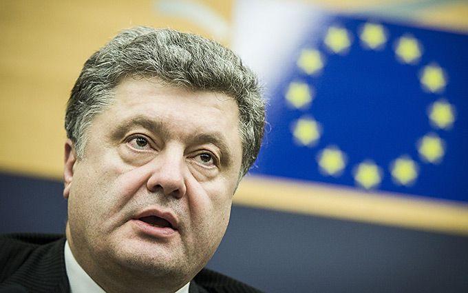 Порошенко: Коллапс европейского союза былбы для меня катастрофой