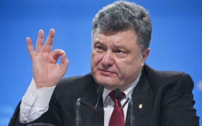 Порошенко объяснил как надо наказать Россию за