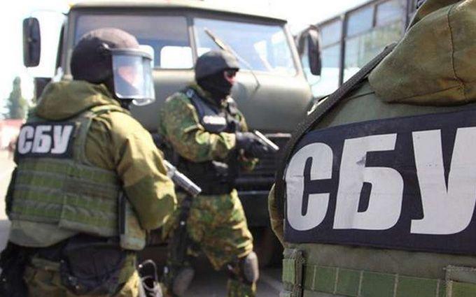 СБУ проведе антитерористичні навчання поблизу Криму