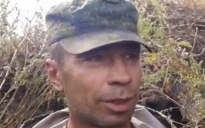 """Уся правда про """"громадянську війну"""": соцмережі підірвало відео з бойовиком з Росії на Донбасі"""