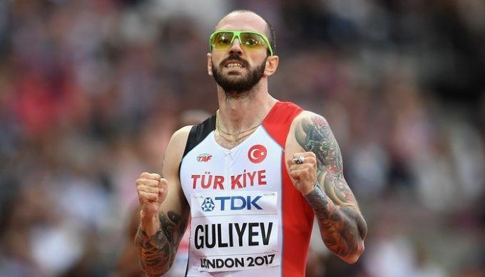 Рамиль Гулиев завоевал для Турции золотую медальЧМ