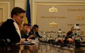 Задержание и арест Савченко: комитет Верховной Рады вынес важное решение