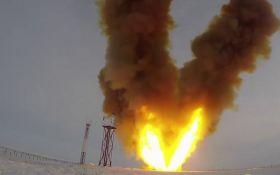 У Росії в присутності Путіна випробували гіперзвукову ракету: опубліковано відео