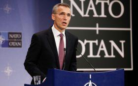 В НАТО поговорили с Россией об Украине: появилось громкое заявление