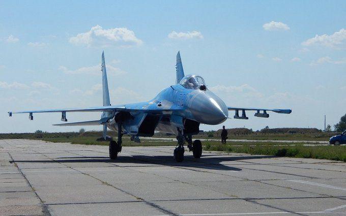 Українські бойові льотчики здивували глядачів в Словаччині: з'явилися фото і відео