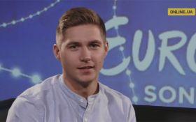 Ведучий Євробачення-2017 Володимир Остапчук дав ексклюзивне інтерв'ю для ONLINE.UA