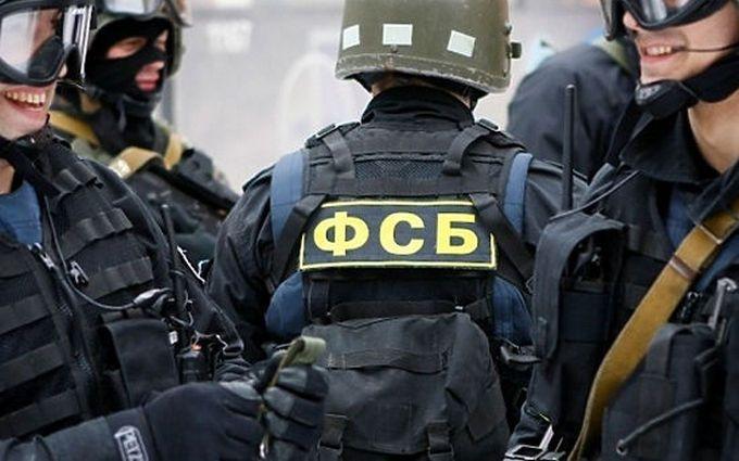 Задержание украинца в Крыму: появилось видео и комментарий СБУ