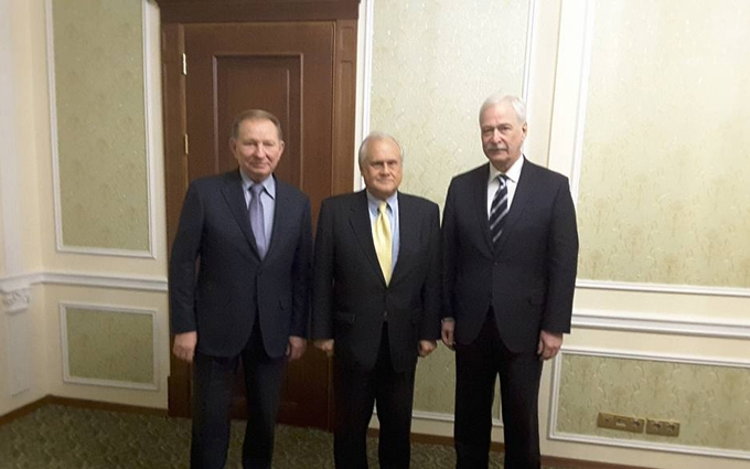 У Кучмы отчитались о переговорах по Минску: снова слышим призывы о выборах
