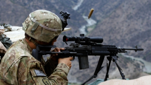 Вашингтон має намір залишити 5,5 тис. військових в Афганістані