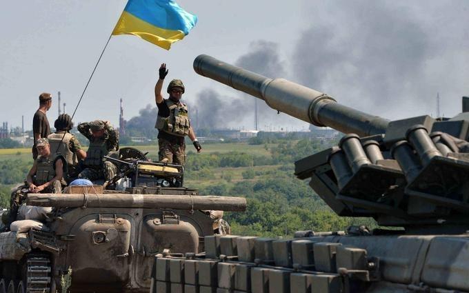У сил АТО на Донбасі великі втрати: з'явилися трагічні подробиці