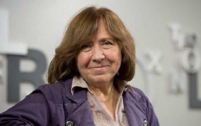 СМИ ошибочно сообщили о смерти лауреата Нобелевской премии Светланы Алексиевич
