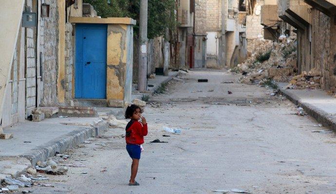 Через авіаудар РФ в Сирії загинули діти - розвідка