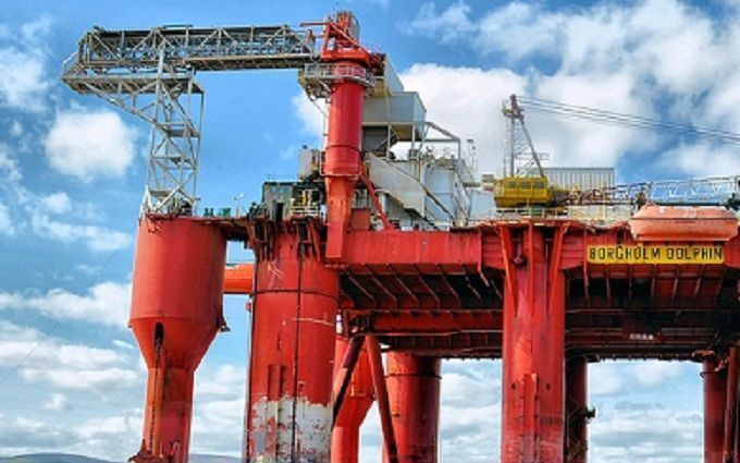 Ціни на нафту почали падати