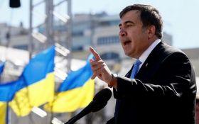 Саакашвілі пропонує відгородитися стіною від окупованого Донбасу