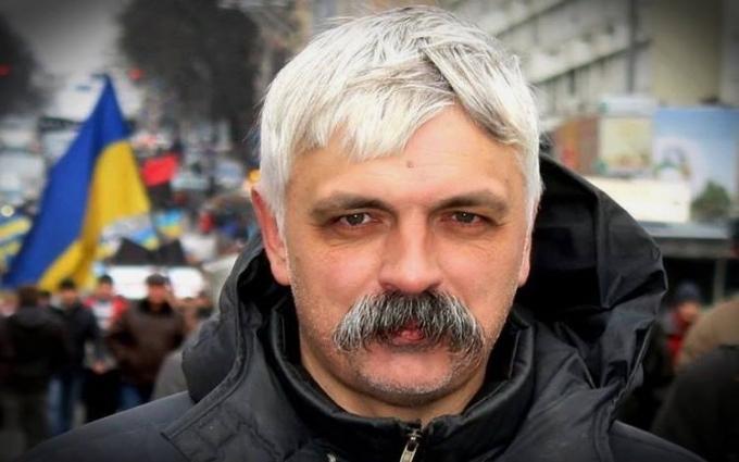 Українці мали створити власні ДНР-ЛНР на Донбасі - Дмитро Корчинський