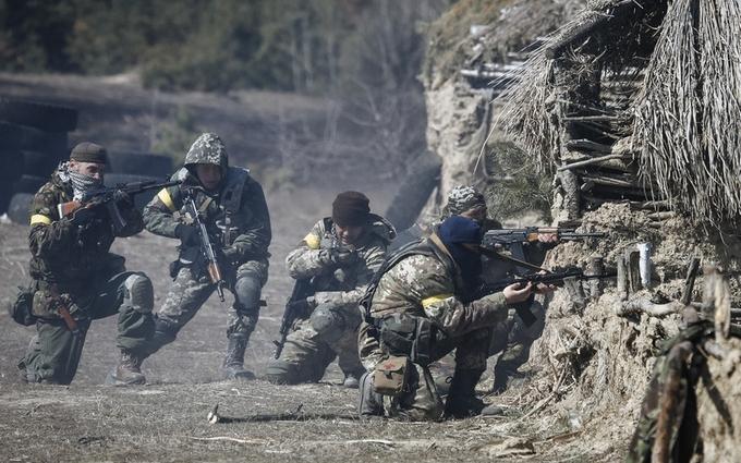 Боевики обстреляли ВСУ из стрелкового оружия и гранатометов - штаб
