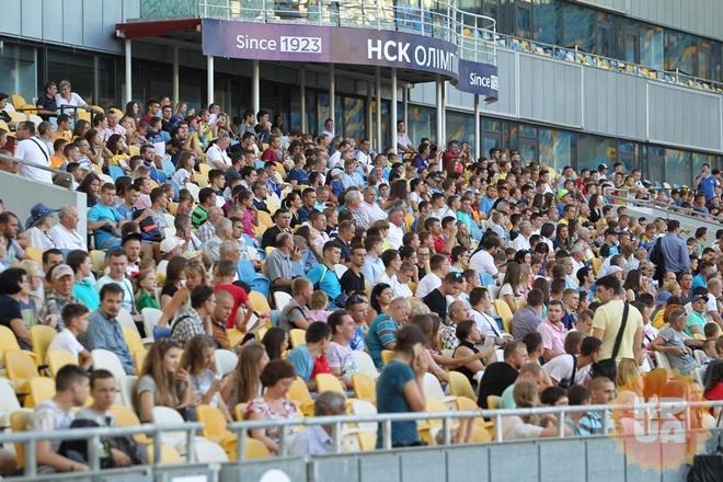 Футболісти збірної України влаштували свято вболівальникам: опубліковані фото і відео (1)