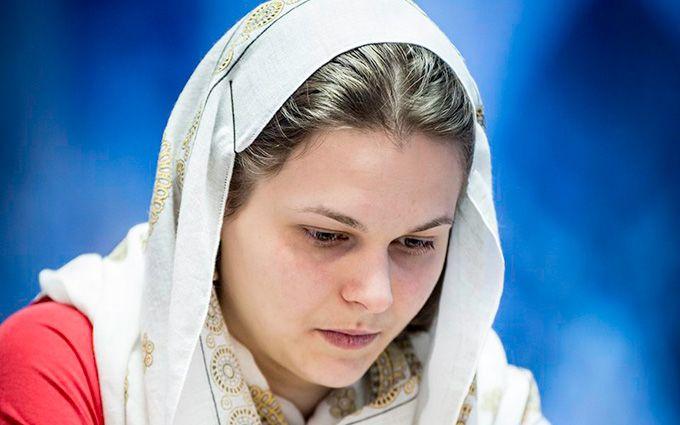 Украинская шахматистка обыграла россиянку на чемпионате мира