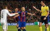 В УЄФА розгнівані суддівством в суперматчі Барселона - ПСЖ