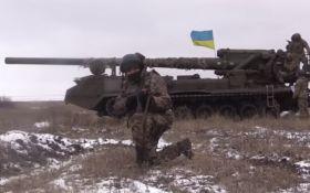 На Донбассе испытали мощные пушки, способные поражать вражескую силу ядерным выстрелом: видео