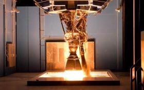 Испытания нового двигателя SpaceX закончились неудачей