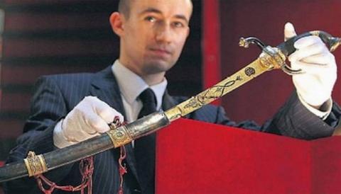 Найдорожчі екземпляри середньовічної зброї, що дійшли до нашого часу (10 фото) (9)