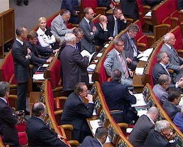 """Законопроектом """"О выборах в Раду"""" займется спецкомиссия Парламента"""