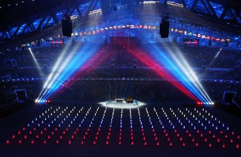 Церемония открытия Олимпиады-2014 (15 фото) (11)