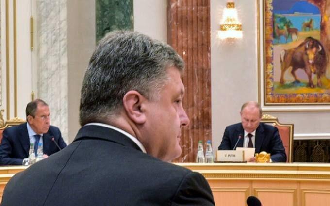 Путін йде на поступки Порошенкові, але є проблема