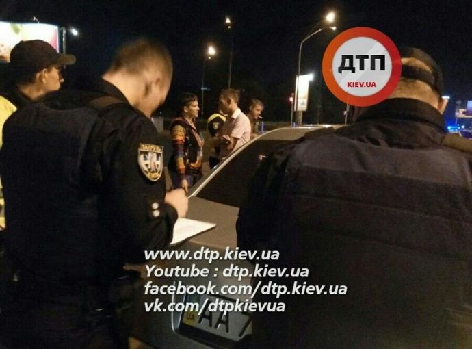 Савченко стала учасницею п'яного ДТП: опубліковані фото (1)