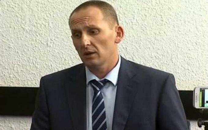 Экс-начальнику винницкой полиции стало плохо в суде: появилось видео
