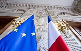 Франція офіційно визнала критиковані прапор та гімн ЄС