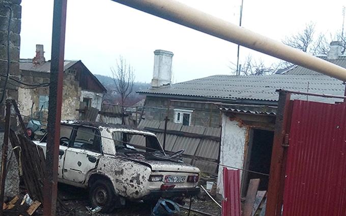 Боевики обстреляли оккупированную ими Макеевку: появились фото
