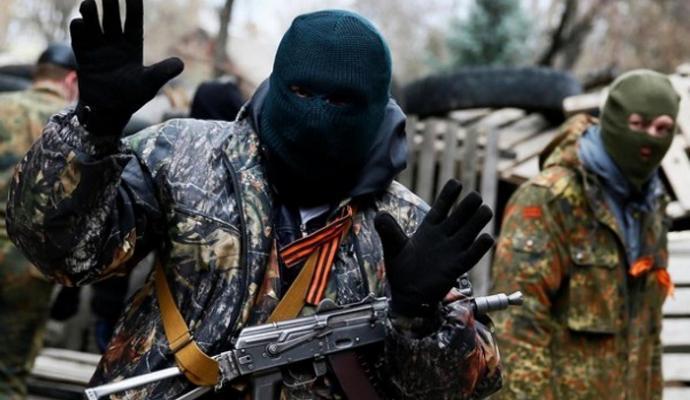 Боевики долгое время держали в плену женщин