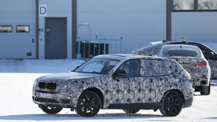 «Заряженная» М-версия нового BMW X3 получит 500-сильный мотор