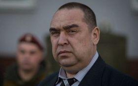 """За ним доглядають: стало відомо, де знаходиться екс-ватажок """"ЛНР"""" Плотницький"""