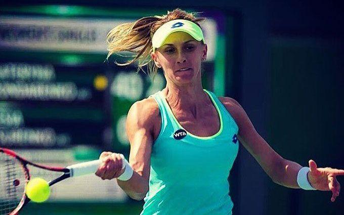 Українська тенісистка розгромила росіянку за 56 хвилин
