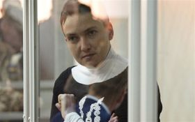 """""""Я не могу позволить себе платных адвокатов"""": Савченко попросила бесплатного госзащитника"""