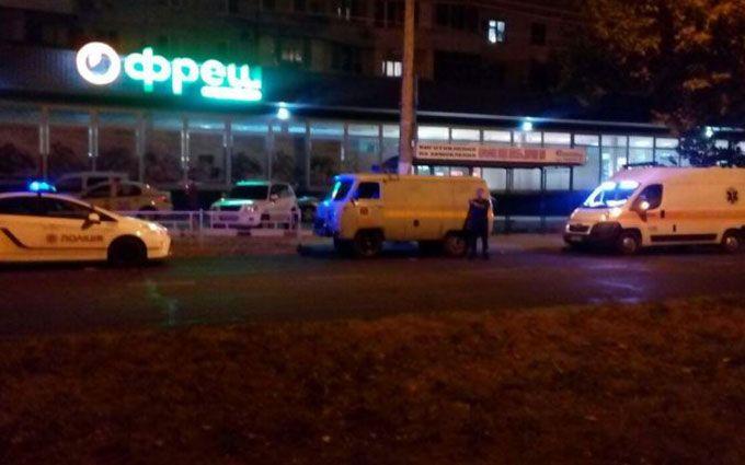 У Херсоні підірвали банк: з'явилися фото з місця подій