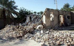 На кордоні Ірану та Іраку стався потужний землетрус, сотні загиблих