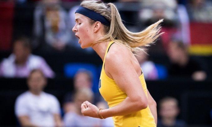 Свитолина обновила личный рекорд по победам за сезон